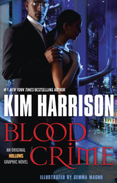 Blood Crime (Graphic Novel) Cover