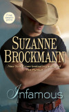 Win a Free copy of INFAMOUS by Suzanne Brockmann
