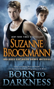 Take Five with Suzanne Brockmann, Author, 'Born to Darkness'