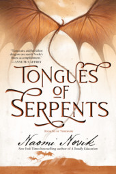 Tongues of Serpents Cover