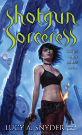 Shotgun Sorceress Cover