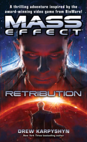 Mass Effect: Retribution Cover