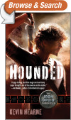 Hounded: The Iron Druid Chronicles, Book One