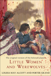 Little Women and Werewolves Cover
