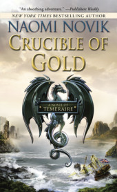 Crucible of Gold Cover