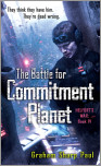 Helfort's War Book 4: The Battle for Commitment Planet