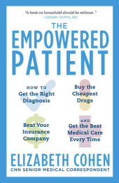 The Empowered Patient Cover