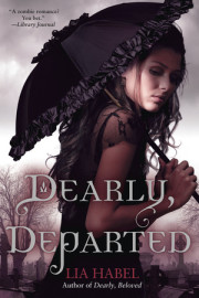 Take Five with Lia Habel, Author, 'Dearly, Departed'