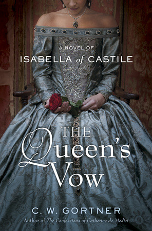 Read an exclusive excerpt of THE QUEEN'S VOW by C. W. Gortner