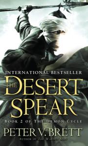 Catching Up With Peter V. Brett, Author, 'The Desert Spear'