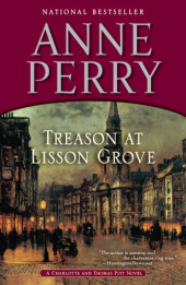 Treason at Lisson Grove Cover