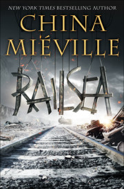 15 Minutes of Fiction…with Fictional Frontiers, featuring China Mieville