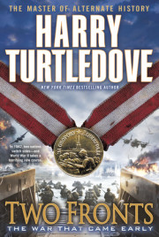 Harry Turtledove on His New Book 'Two Fronts' and Why He Wouldn't Travel Back in Time