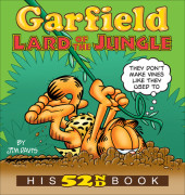 Garfield Lard of the Jungle Cover