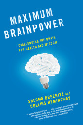 Maximum Brainpower Cover
