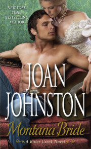 Read an excerpt of MONTANA BRIDE by Joan Johnston