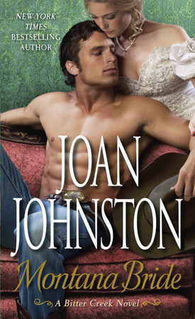 WEEKLY GIVEAWAY: Enter to win a copy of MONTANA BRIDE!