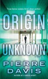 Origin Unknown Cover