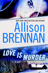 Love Is Murder: A Novella of Suspense Cover