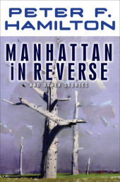 Manhattan In Reverse Cover