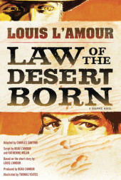 Law of the Desert Born (Graphic Novel) Cover