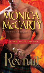 A new Highland Guard novel from Monica McCarty