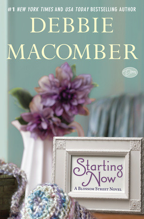 WEEKLY GIVEAWAY: Enter to win a copy of STARTING NOW by Debbie Macomber (Round 2)!