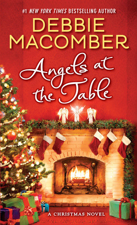 WEEKLY GIVEAWAY: Enter to win a copy of ANGELS AT THE TABLE!