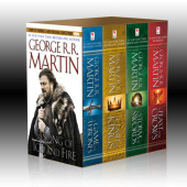 A Game of Thrones 4-Book Bundle Cover