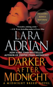Darker After Midnight (with bonus novella A Taste of Midnight) Cover