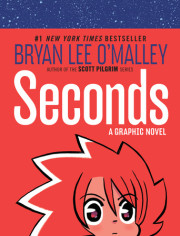 Exclusive First Look At Bryan Lee O'Malley's 'Seconds' SDCC Limited Editions