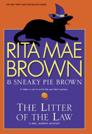 The latest books in your favorite Rita Mae Brown Series