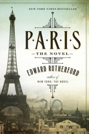 Edward Rutherfurd brings readers a dazzling epic about the city of Paris
