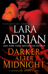 New Paperback Release:  Darker After Midnight by Lara Adrian