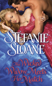 Wicked Widow Meets Her Match by Stefanie Sloane