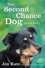 Enter for a chance to win a copy of THE SECOND-CHANCE DOG by Jon Katz!