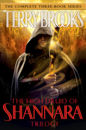 The High Druid of Shannara Trilogy Cover