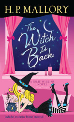 Book Release – The Witch is Back by HP Mallory and she's feisty very feisty . . .