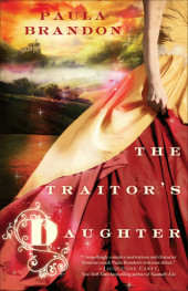 The Traitor's Daughter Cover