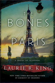 Enter THE BONES OF PARIS Pinterest Contest!