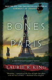 The Bones of Paris Cover
