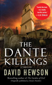 The Dante Killings Cover