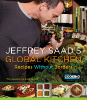 Jeffrey Saad's Global Kitchen Cover