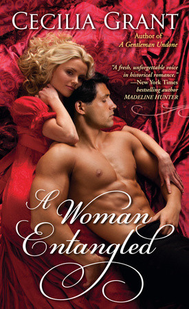 WEEKLY GIVEAWAY: Enter to win a copy of A WOMAN ENTANGLED!