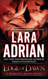 Watch the trailer for EDGE OF DAWN by Lara Adrian