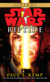 Riptide: Star Wars Cover