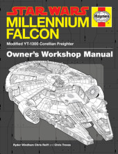 The Millennium Falcon Owner's Workshop Manual: Star Wars Cover