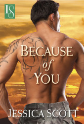 BECAUSE OF YOU . . . On sale now!