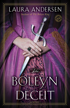 WEEKLY GIVEAWAY: Enter to win a copy of THE BOLEYN DECEIT!