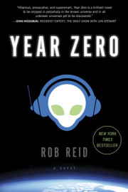 Got Any Plans, NYC? Go See 'Year Zero' Author Rob Reid This Tuesday!